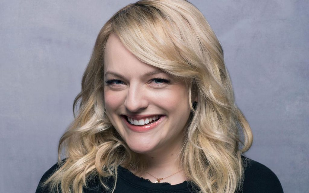 happy elisabeth moss wallpapers