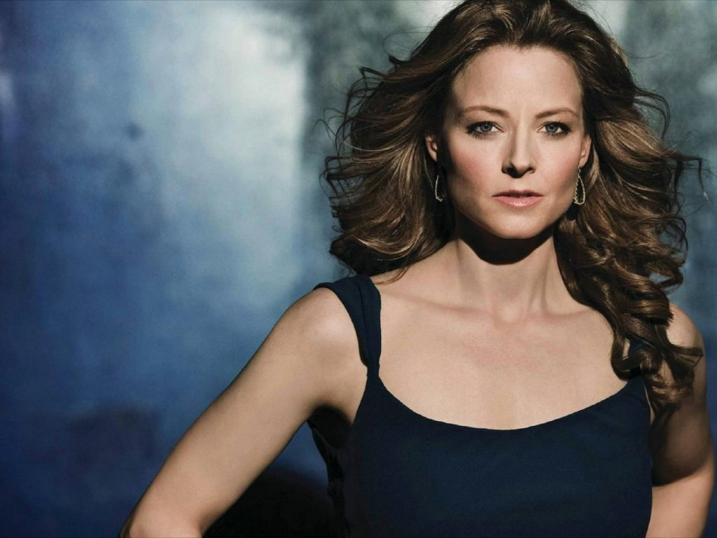 hot jodie foster wallpapers