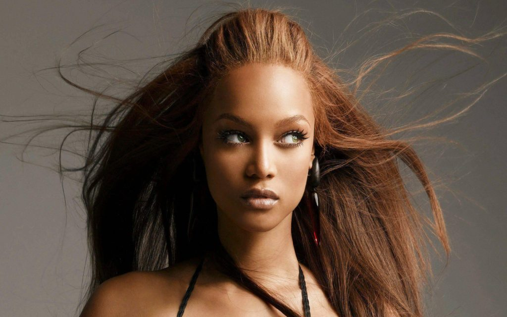 hot tyra banks desktop wallpapers