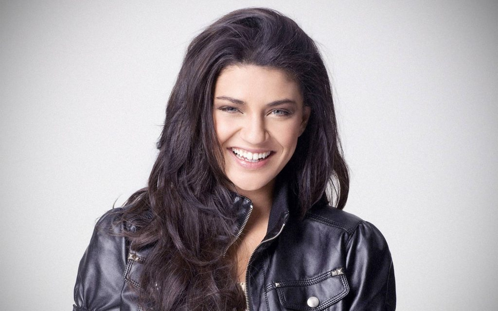 jessica szohr smile wallpapers
