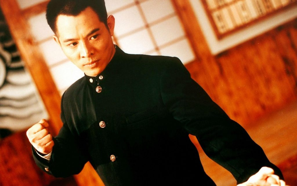 jet li desktop wallpapers