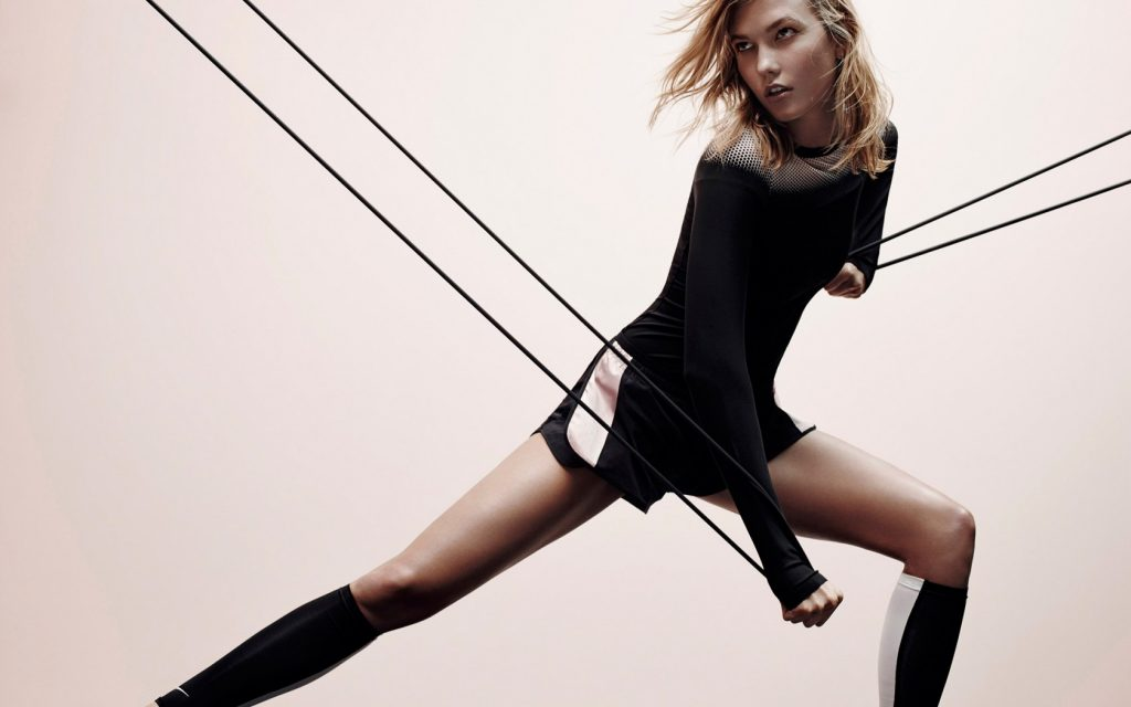 karlie kloss computer wallpapers