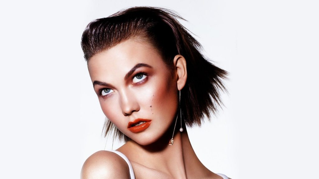 karlie kloss makeup wallpapers