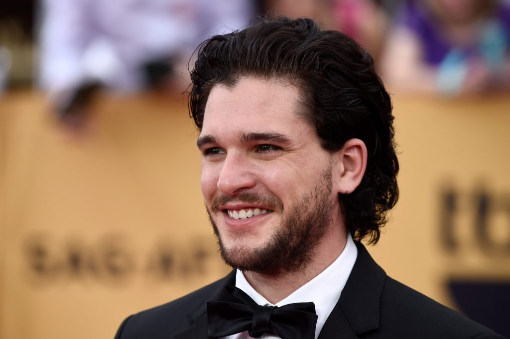 kit harington smile background wallpapers