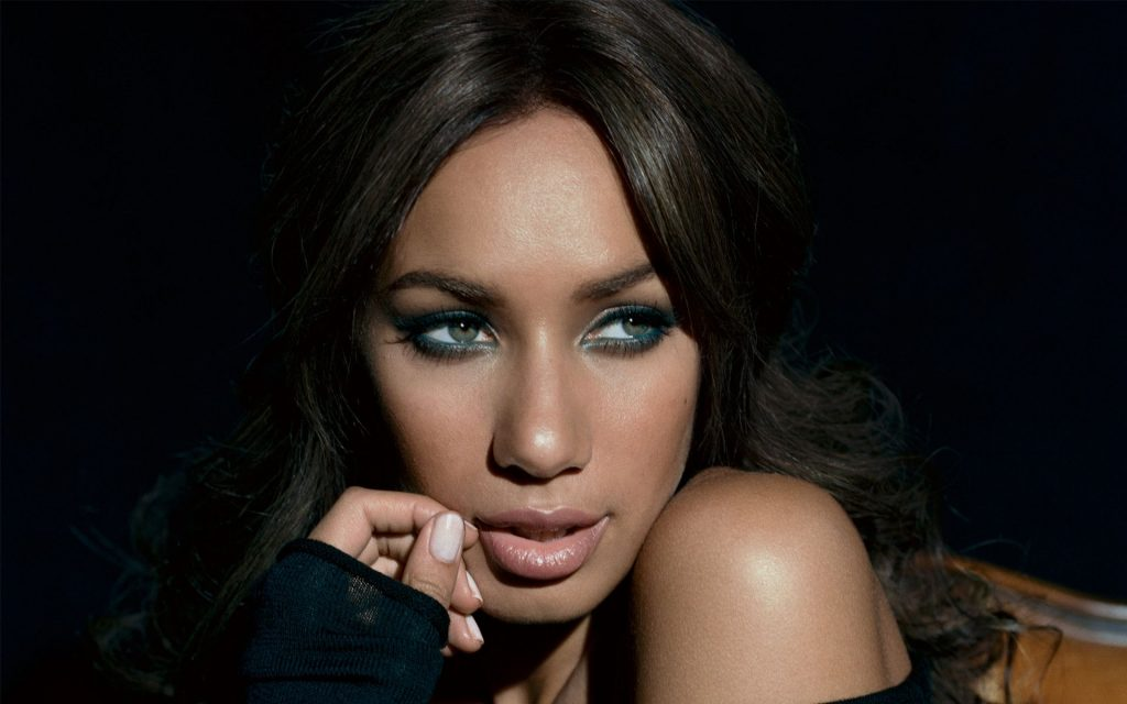 leona lewis makeup hd wallpapers