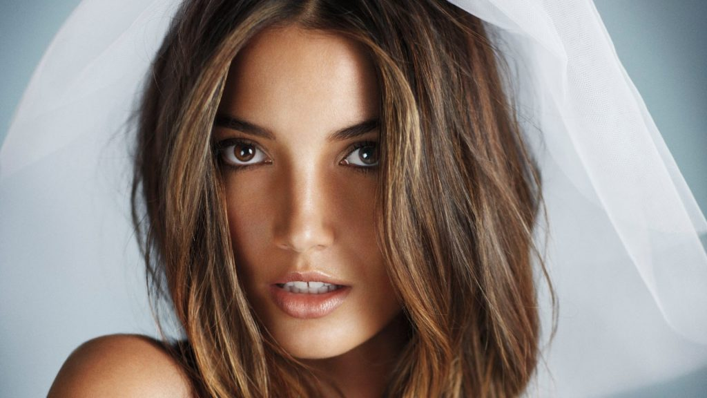lily aldridge face wallpapers