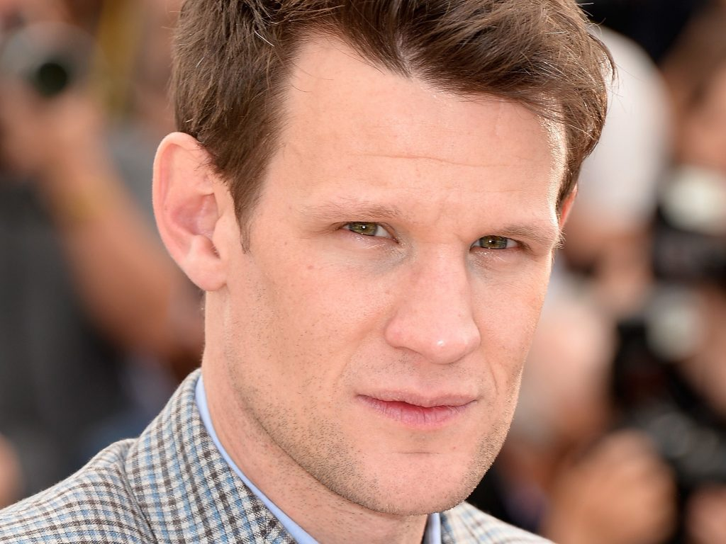 matt smith face wallpapers