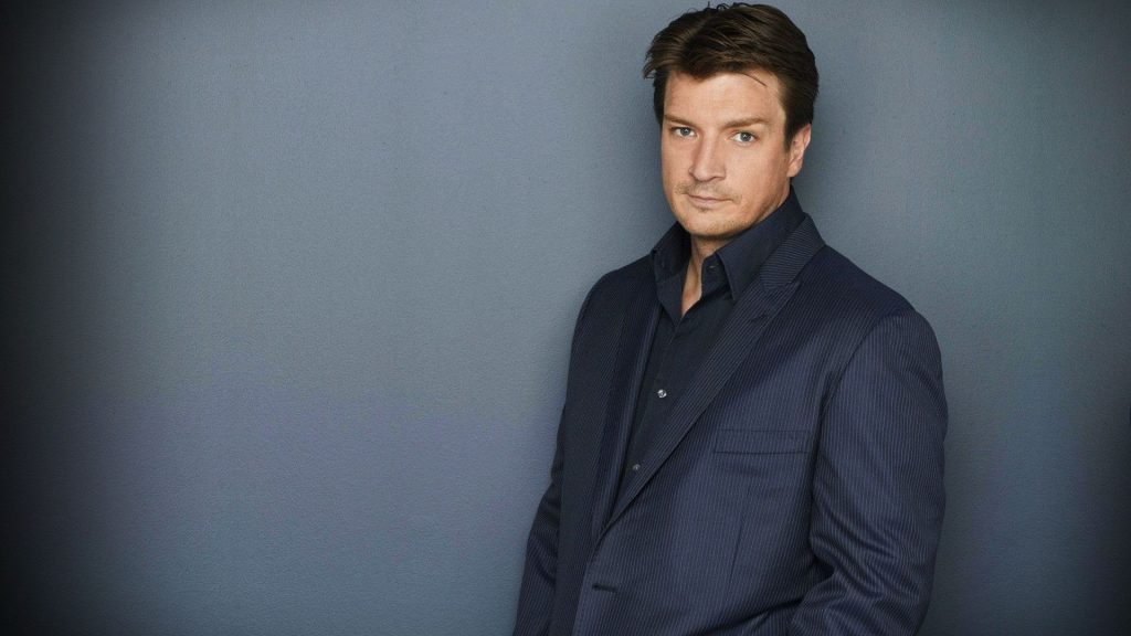 nathan fillion celebrity desktop wallpapers