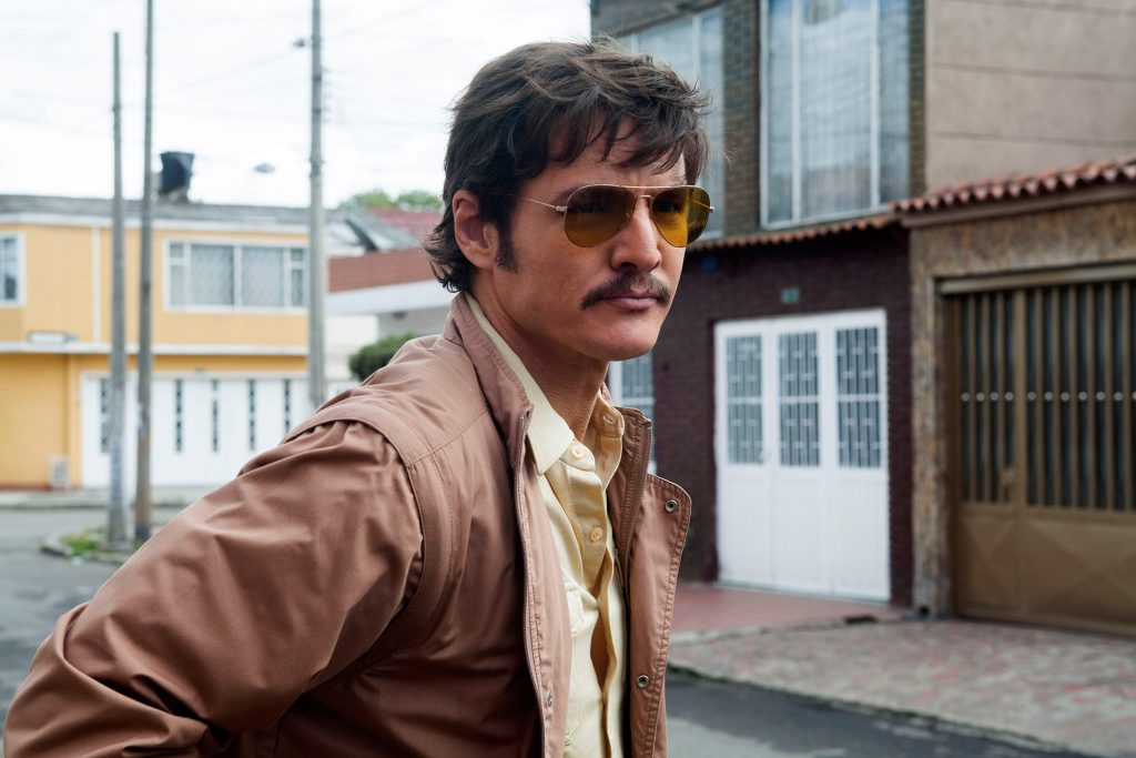 pedro pascal narcos wallpapers