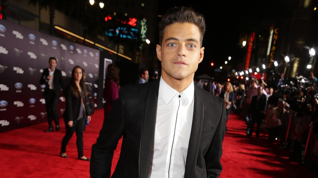 rami malek celebrity wallpapers