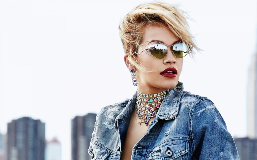 rita ora widescreen wallpapers