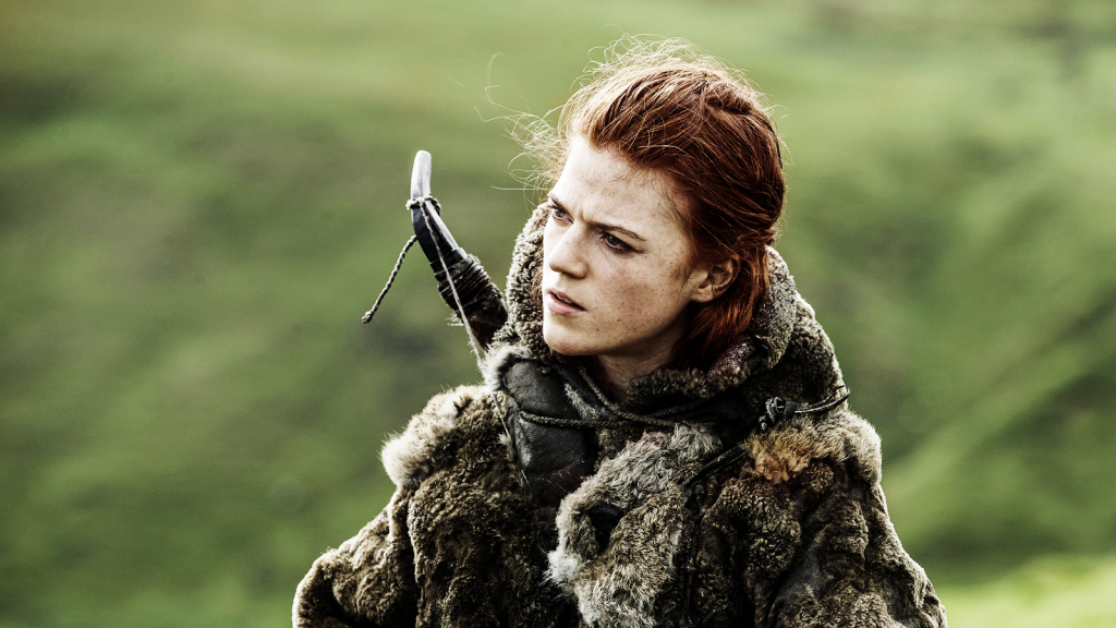 rose leslie actress wallpapers