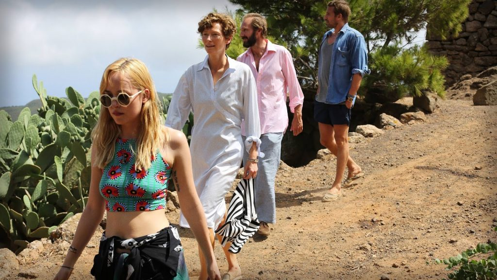 a bigger splash movie wallpapers
