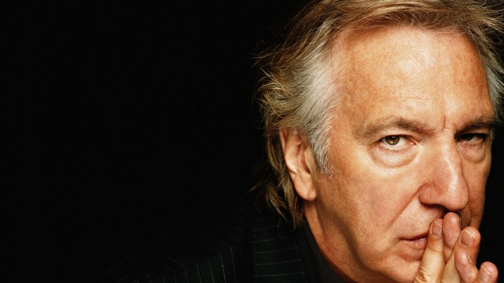 alan rickman wallpapers