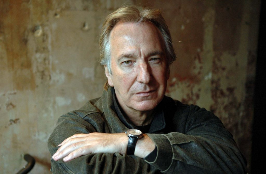 alan rickman background wallpapers