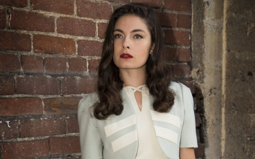 alexa davalos makeup wallpapers