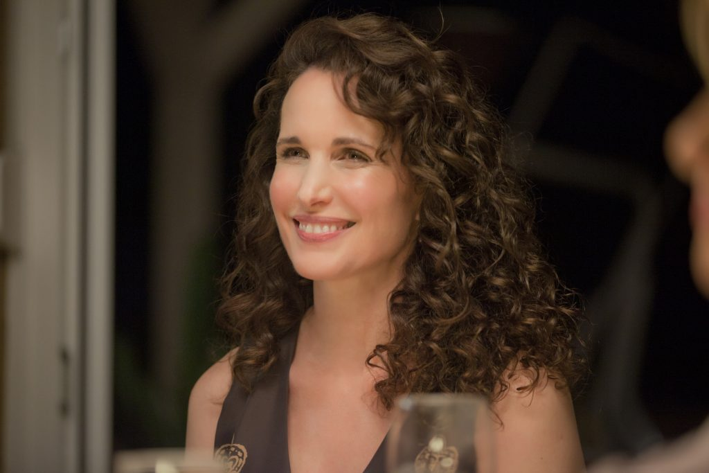 andie macdowell background wallpapers