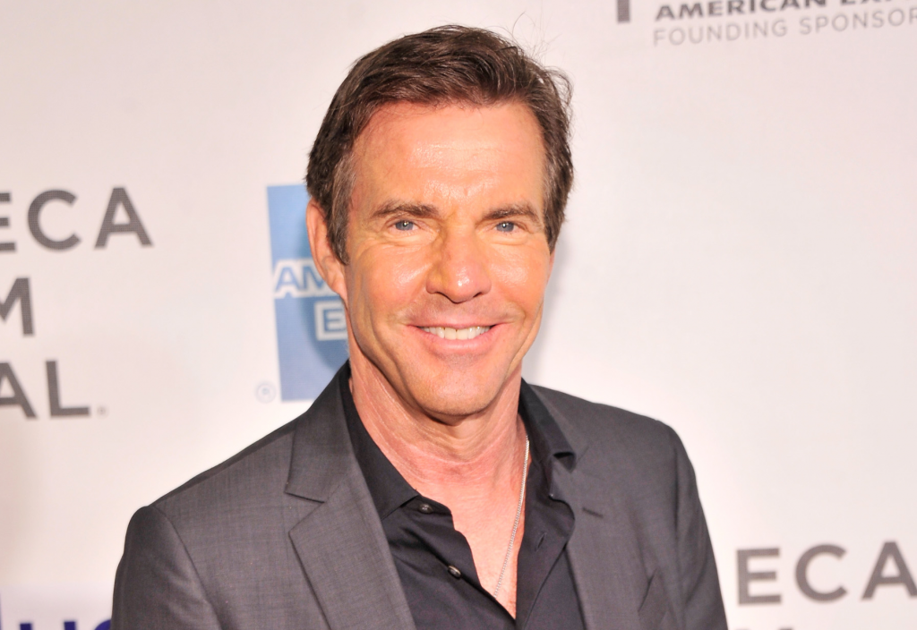dennis quaid smile wallpapers