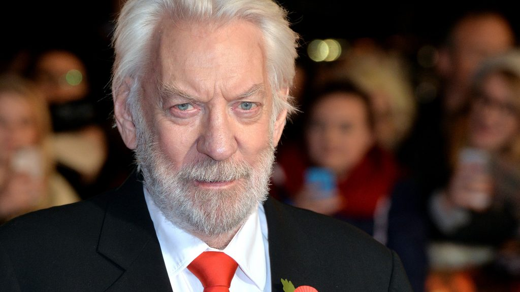 donald sutherland celebrity background wallpapers