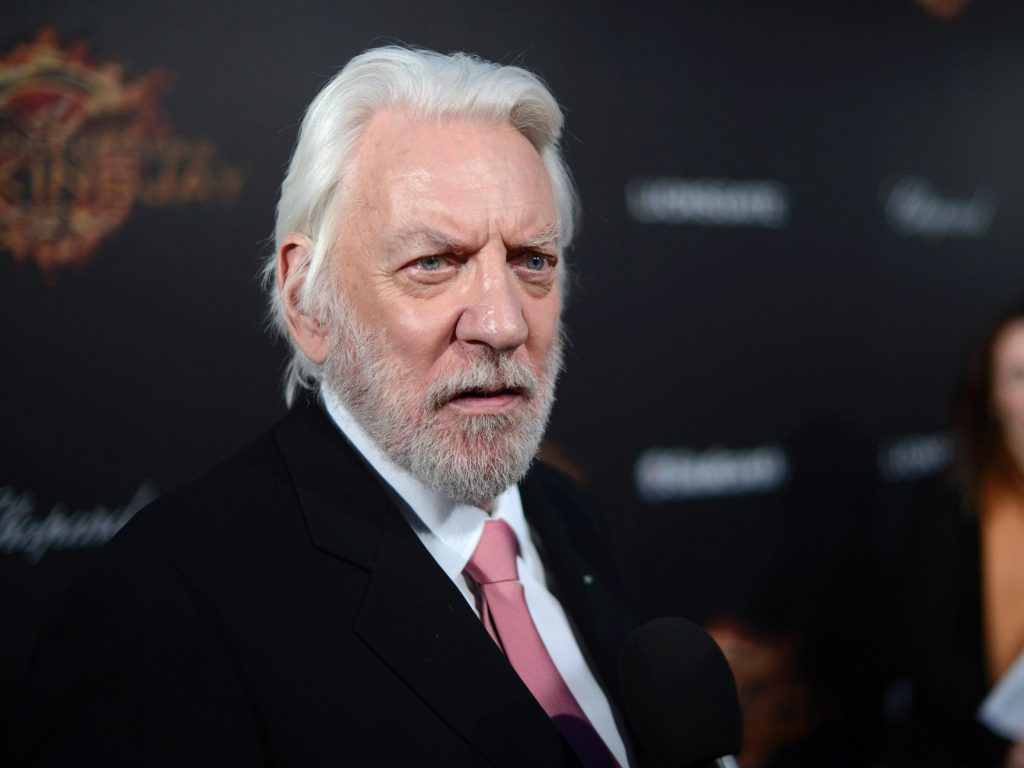 donald sutherland celebrity wide wallpapers