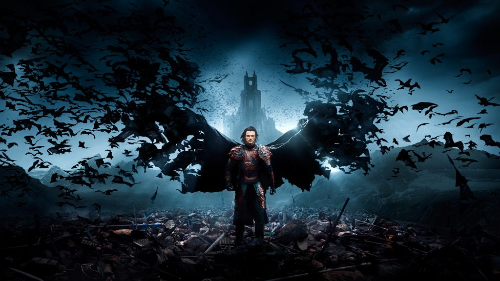 dracula untold movie desktop wallpapers