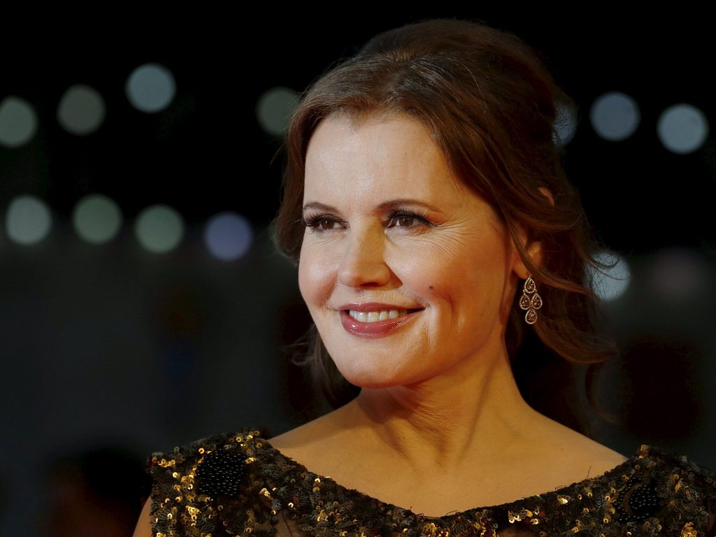 geena davis smile wallpapers