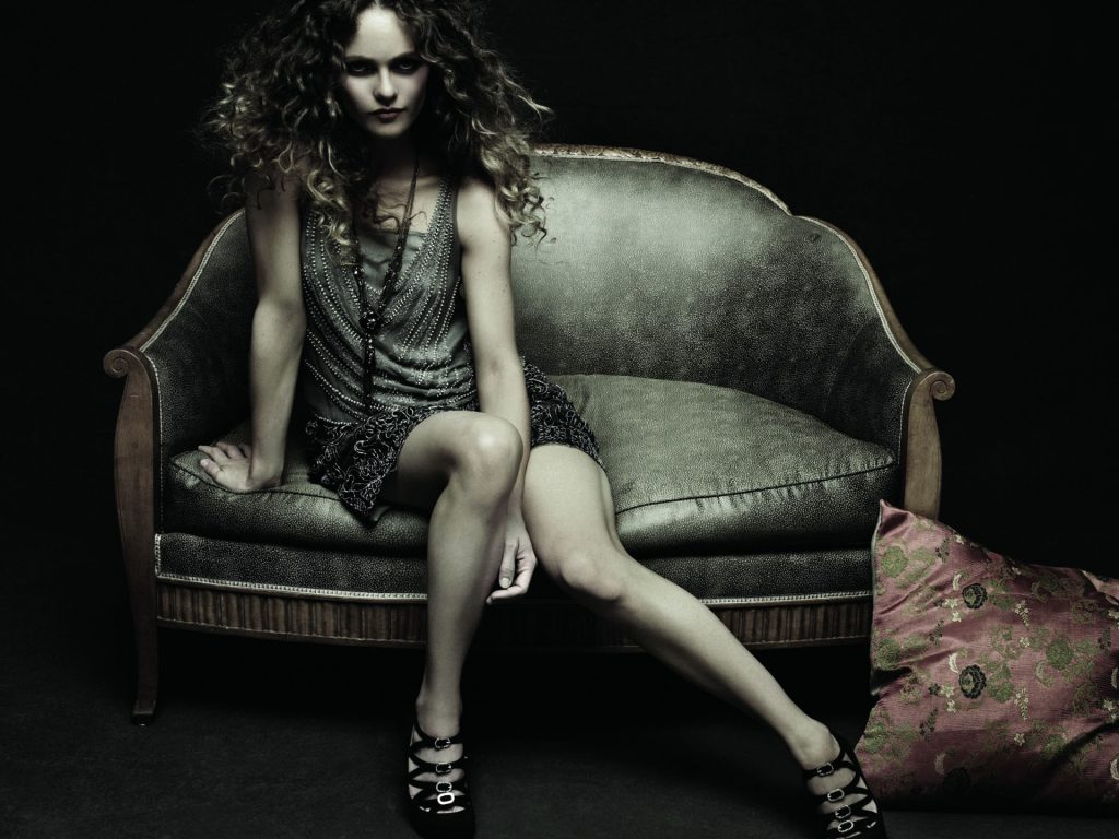 hot vanessa paradis wallpapers