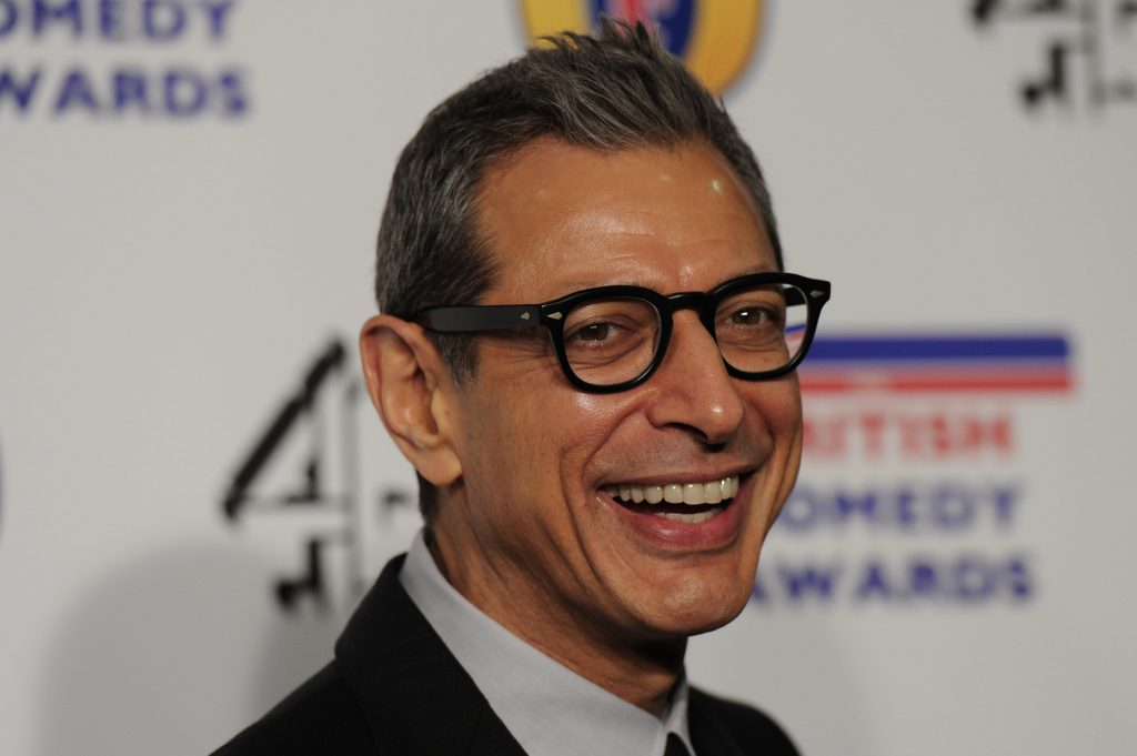 jeff goldblum smile background wallpapers