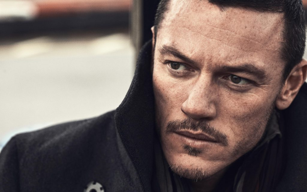 luke evans face widescreen wallpapers