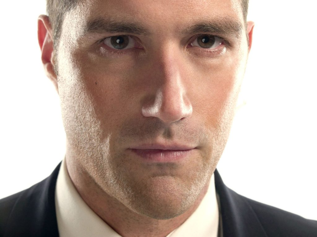 matthew fox face wallpapers