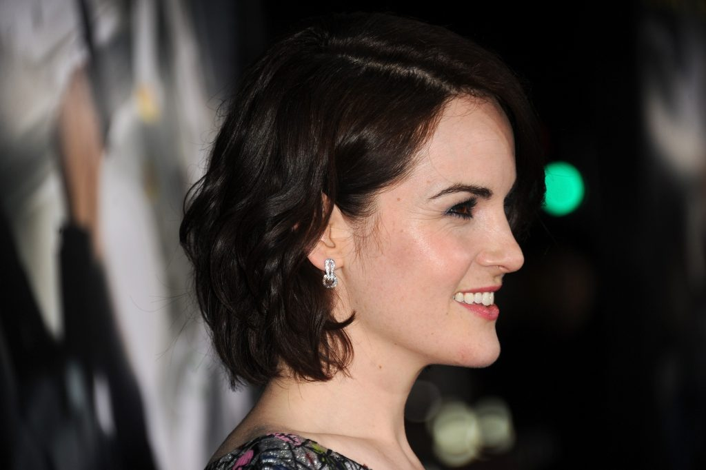 michelle dockery celebrity wide wallpapers
