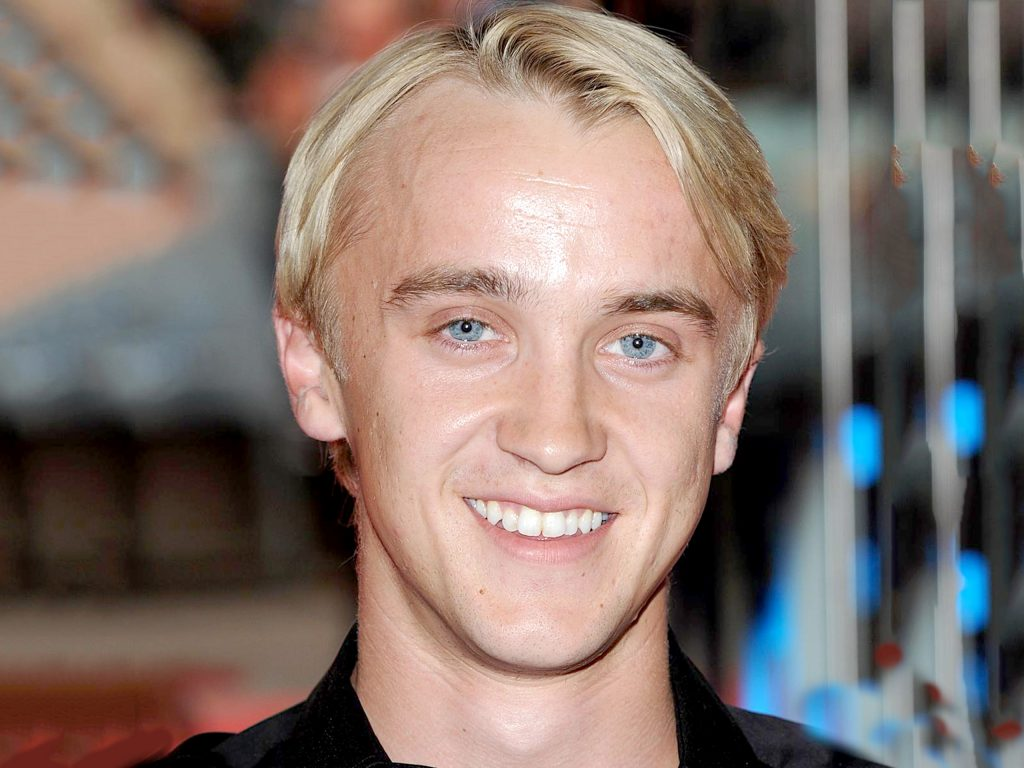 tom felton smile pictures wallpapers