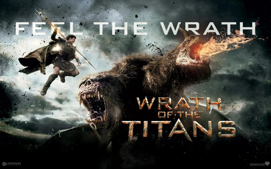 wrath of the titans movie desktop wallpapers