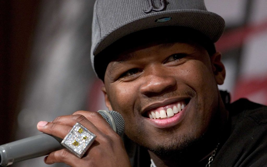50 cent smile background wallpapers