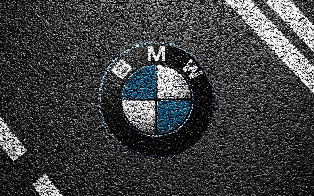 bmw logo art wallpapers