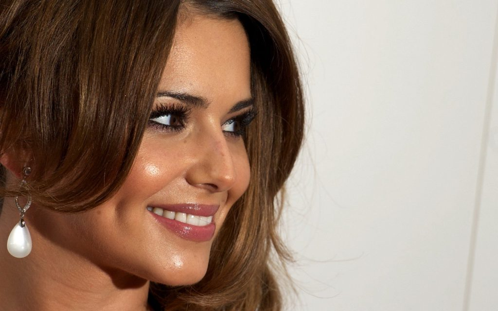 cheryl cole face makeup hd wallpapers