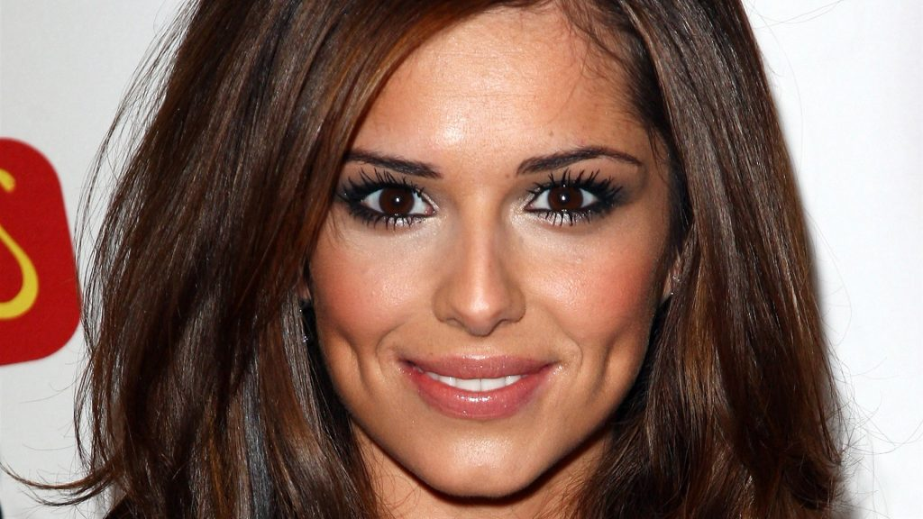 cheryl cole face wallpapers
