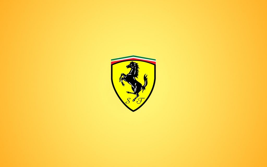 ferrari logo wide wallpapers