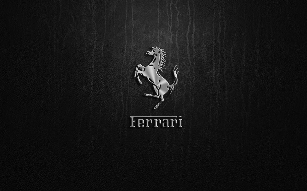 ferrari logo widescreen wallpapers