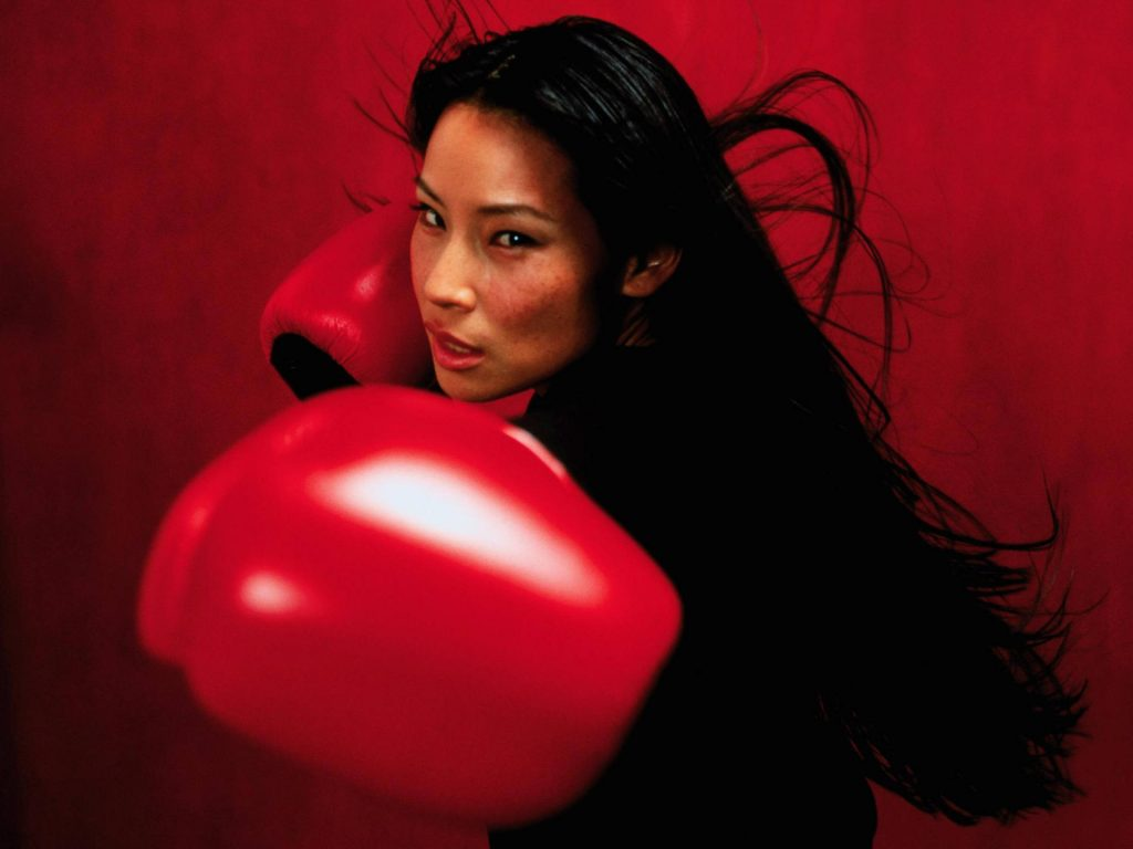 lucy liu computer wallpapers