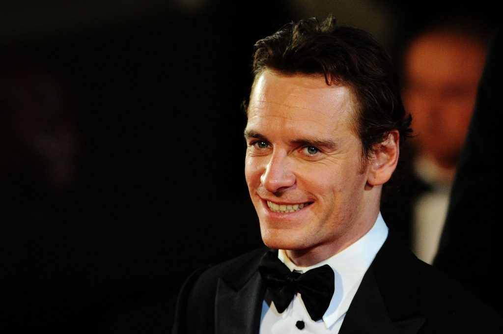 michael fassbender celebrity smile wallpapers