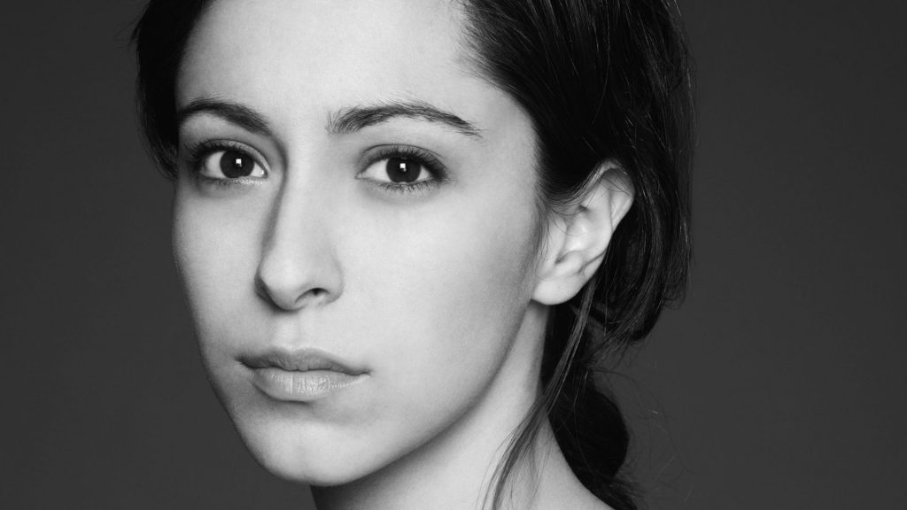 monochrome oona chaplin face wallpapers