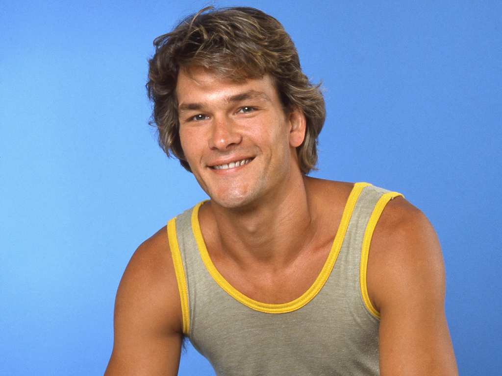 patrick swayze smile wallpapers