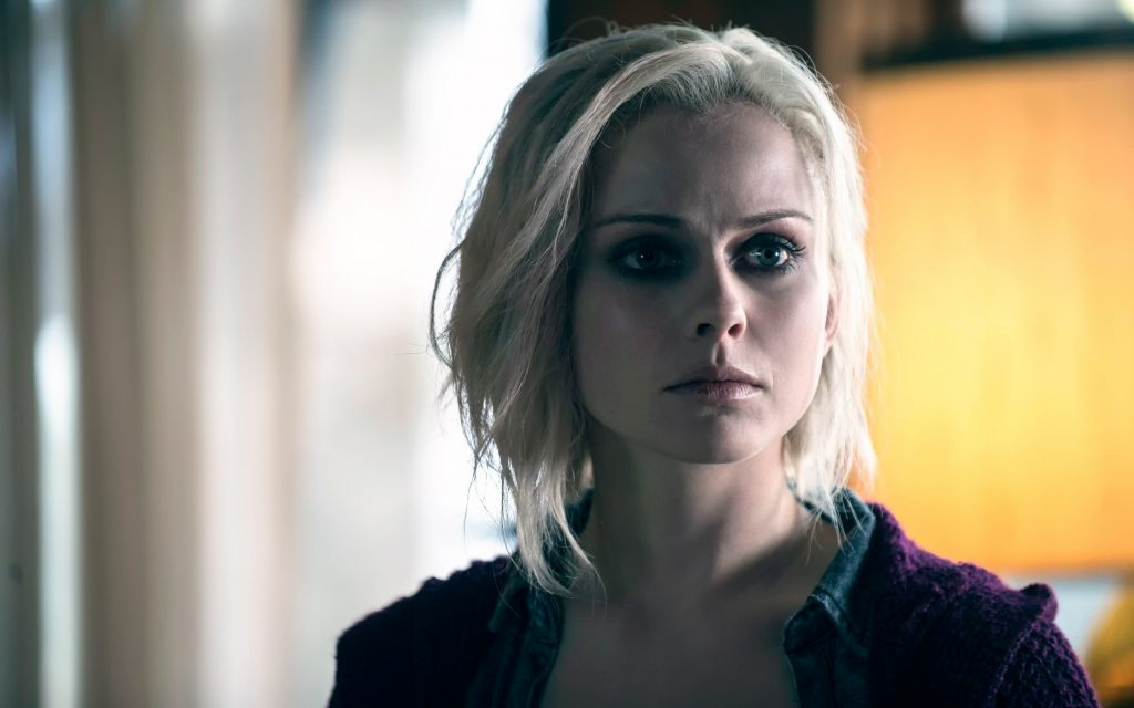 rose mciver actress widescreen wallpapers