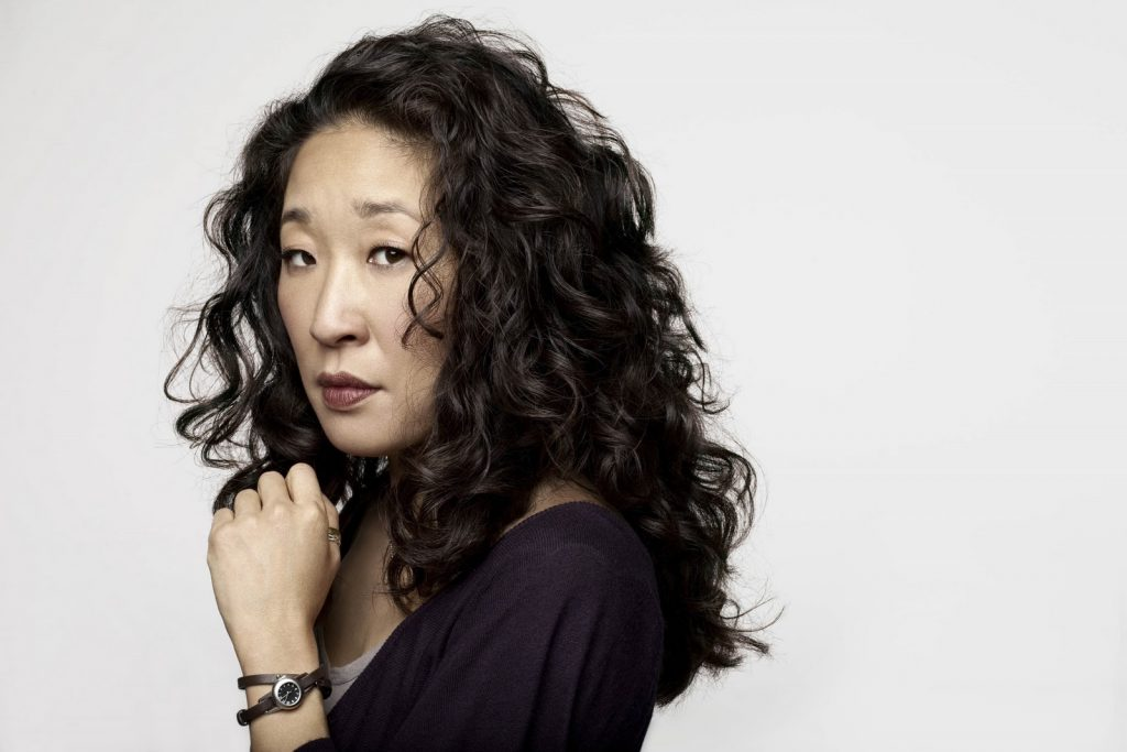 sandra oh actress wallpapers