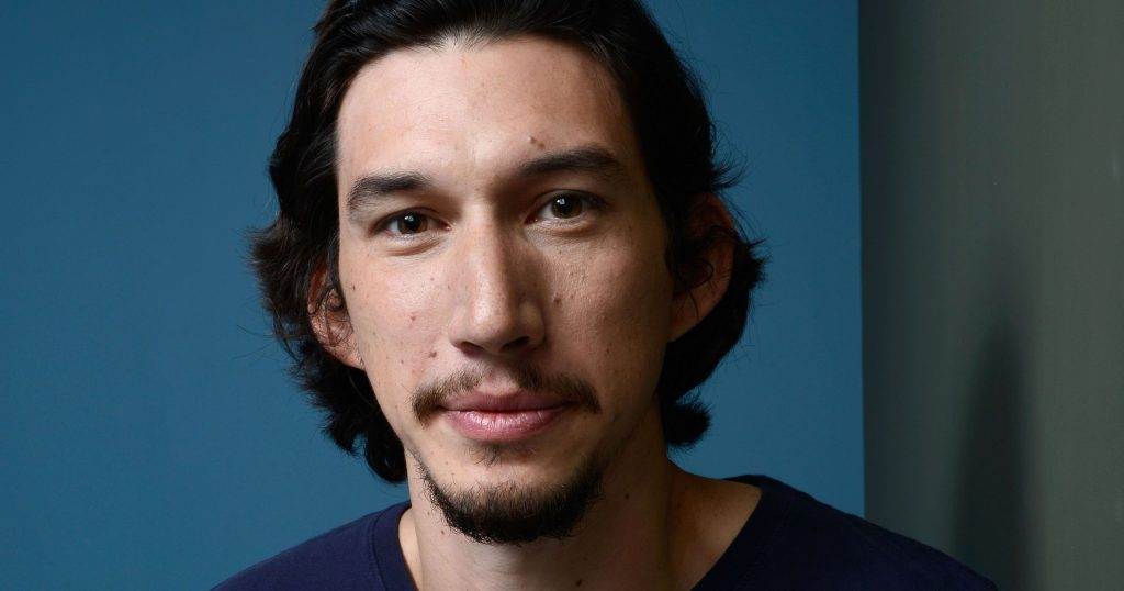 adam driver face wallpapers