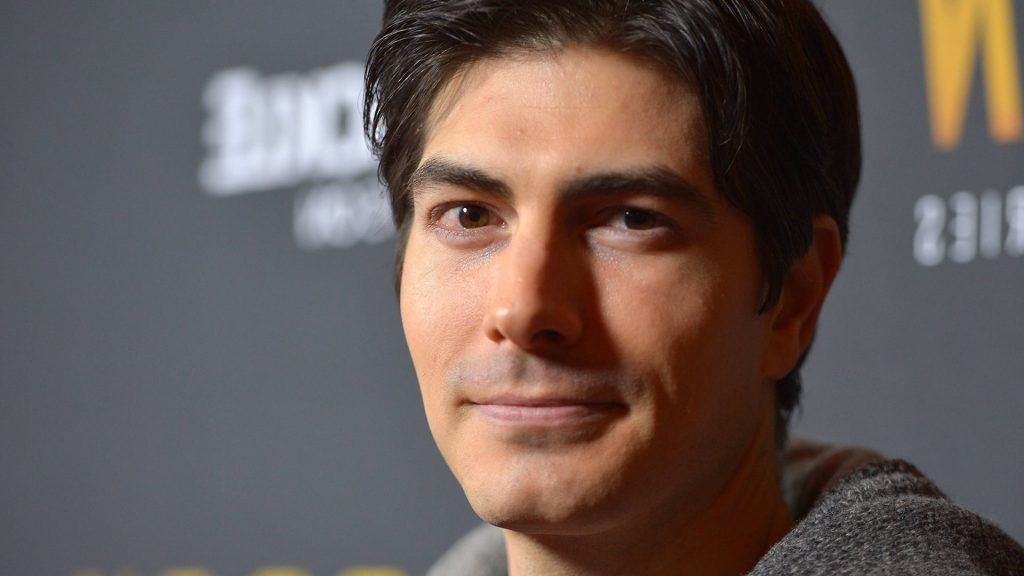 brandon routh face wallpapers