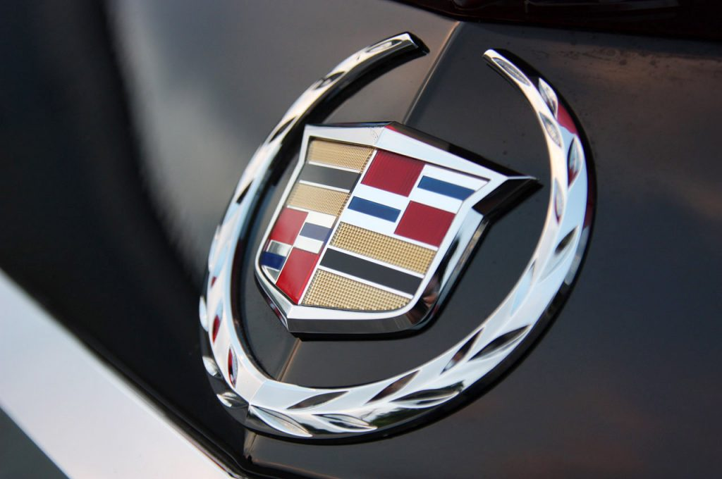 cadillac logo photos wallpapers
