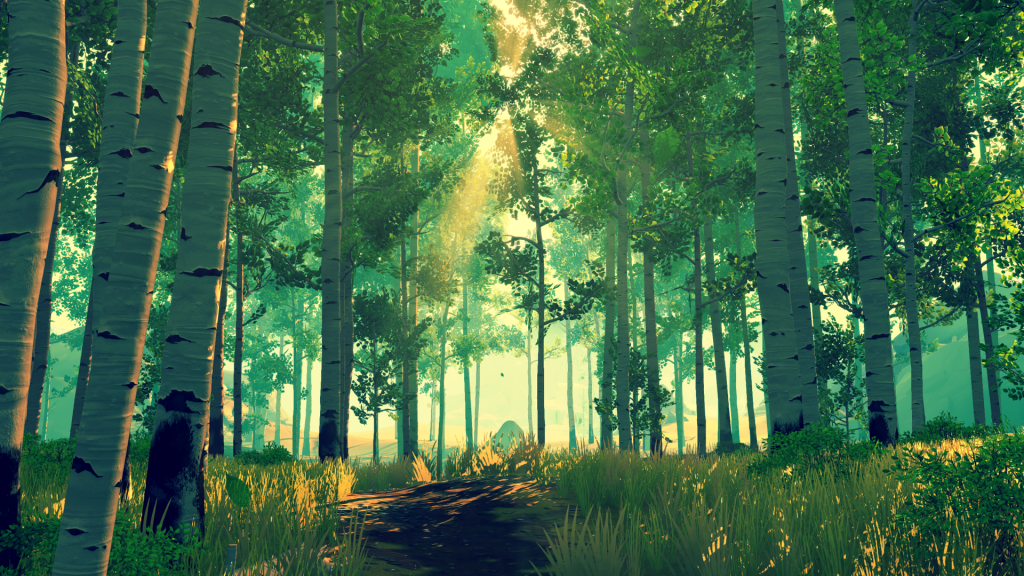 firewatch forest wallpapers