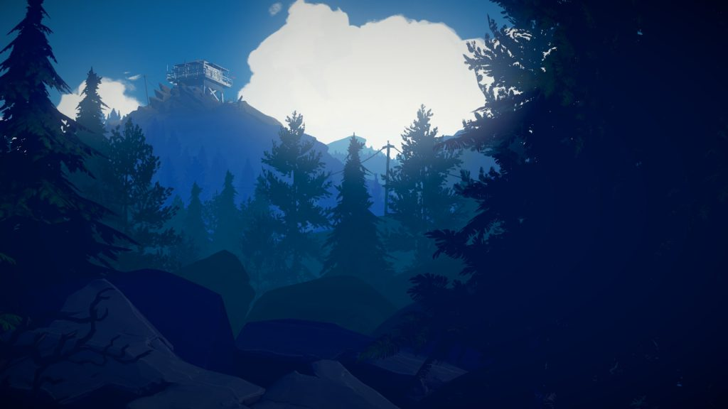 firewatch video game desktop wallpapers